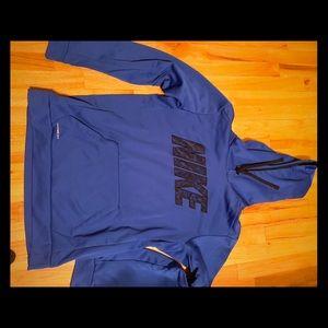 Nike men's drifit sweatshirt